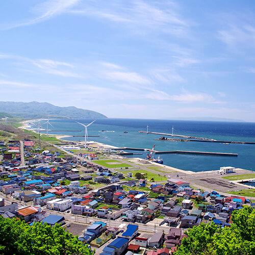 北海道 渡島半島