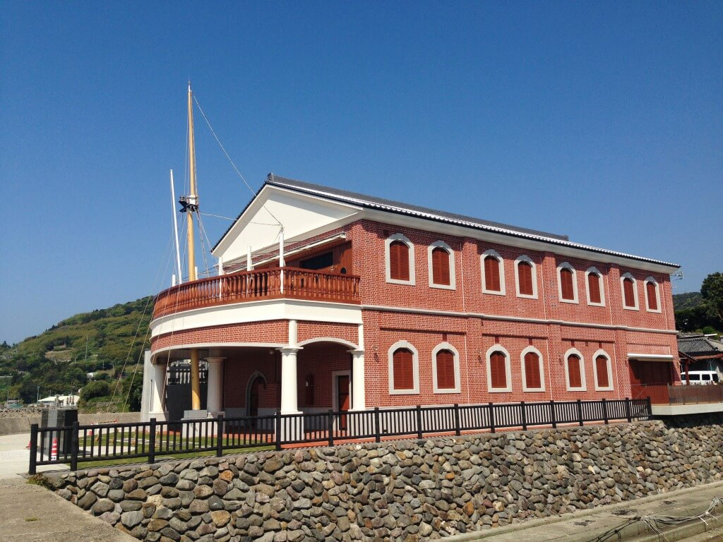 薩摩半島 薩摩半英国留学生記念館