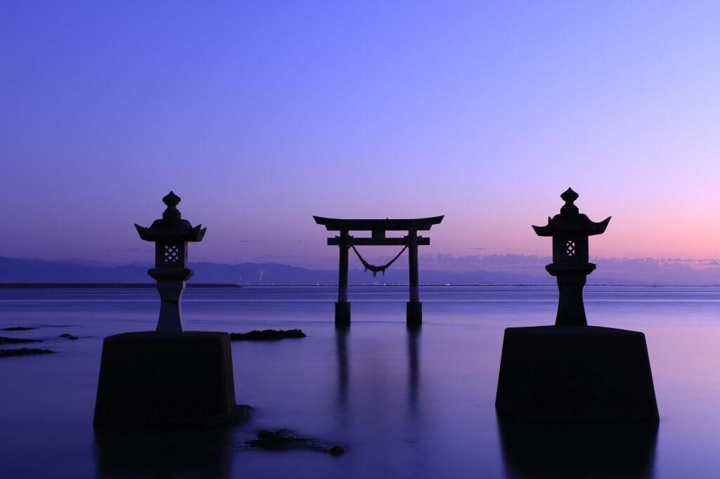 宇土天草半島 永尾剱神社